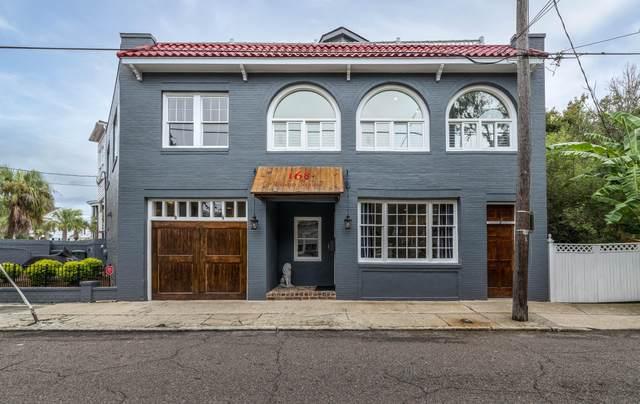 168 Tradd Street, Charleston, SC 29401 (#20023488) :: The Cassina Group