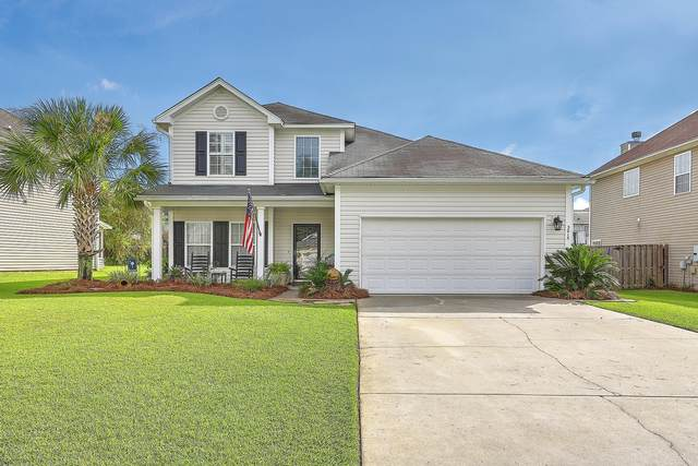 3015 Argyll Drive, Summerville, SC 29483 (#20023519) :: The Cassina Group