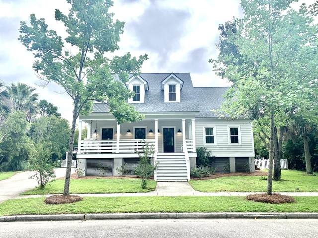 2197 Hartfords Bluff Circle, Mount Pleasant, SC 29466 (#20023745) :: The Cassina Group