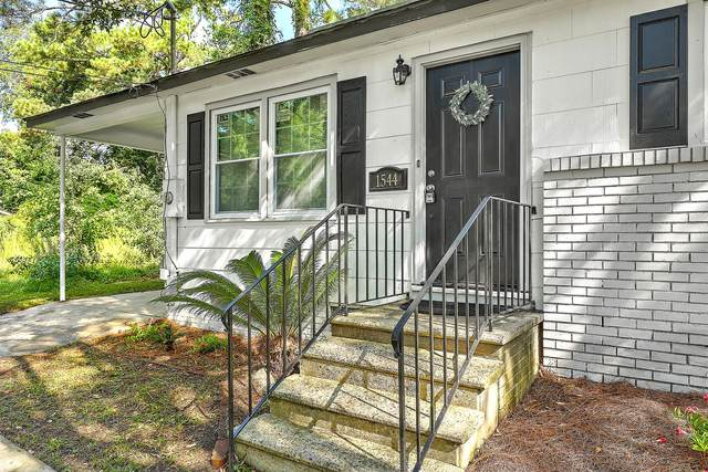 1544 Larry Street, North Charleston, SC 29406 (#20023831) :: Realty ONE Group Coastal