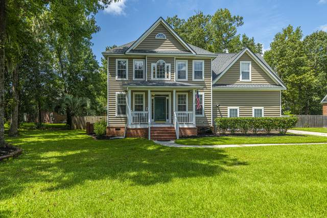 5506 Lachapelle Bend, North Charleston, SC 29418 (#20023839) :: Realty One Group Coastal