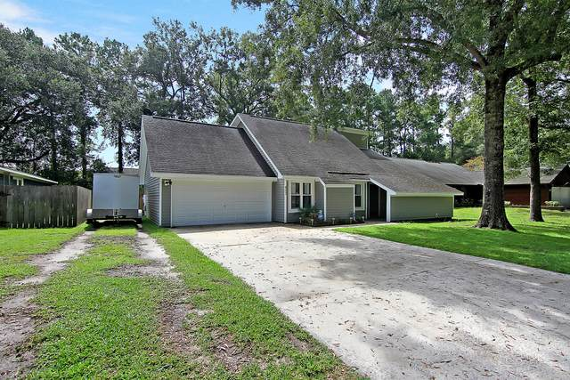 607 Woodward Boulevard, Summerville, SC 29483 (#20023864) :: Realty ONE Group Coastal
