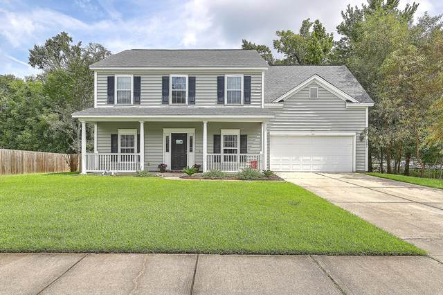 1391 Ashley Garden Boulevard, Charleston, SC 29414 (#20024059) :: The Cassina Group