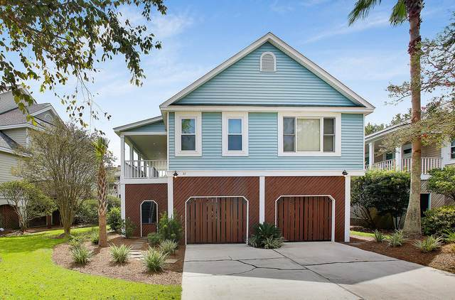 1551 Ben Sawyer Boulevard #45, Mount Pleasant, SC 29464 (#20024060) :: Realty ONE Group Coastal
