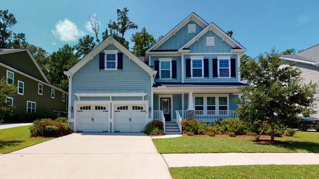 213 Donning Drive, Summerville, SC 29483 (#20024154) :: The Cassina Group