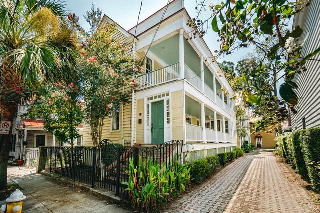 9 Bogard Street #1, Charleston, SC 29403 (#20024345) :: The Cassina Group