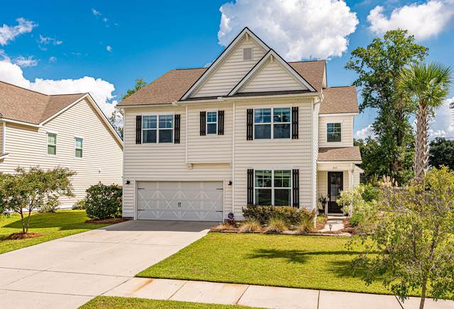 833 Harbor Woods Circle, Charleston, SC 29412 (#20024379) :: Realty ONE Group Coastal