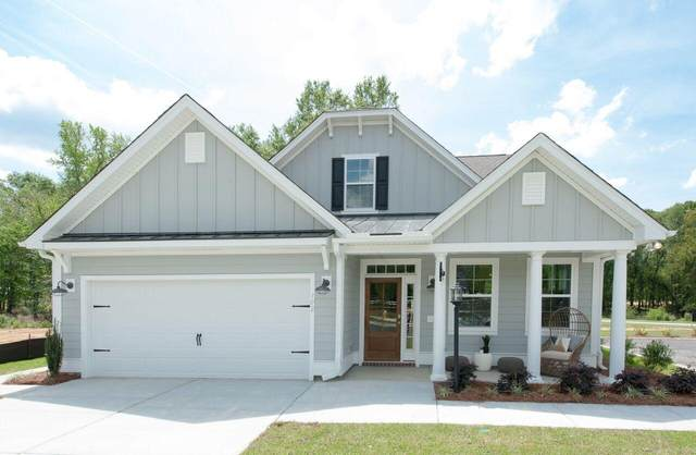 417 Ribbon Road, Summerville, SC 29483 (#20024398) :: The Cassina Group