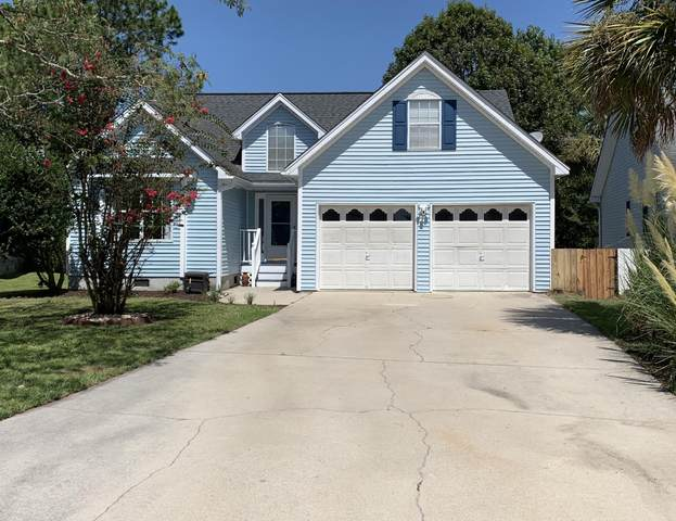 1245 Lakefront Drive Drive, Charleston, SC 29412 (#20024496) :: The Gregg Team