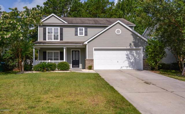 22 Pennyroyal Way, Beaufort, SC 29906 (#20024580) :: The Cassina Group