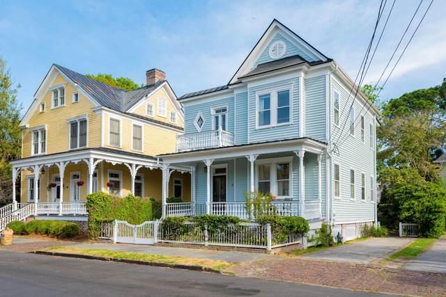3 Bennett Street, Charleston, SC 29401 (#20024644) :: The Cassina Group