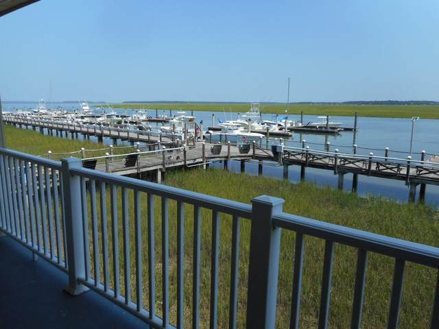 3701 Docksite Road #121, Edisto Beach, SC 29438 (#20024998) :: Realty ONE Group Coastal