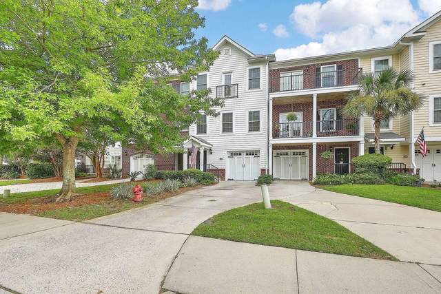 208 Etiwan Pointe Drive 115-6, Mount Pleasant, SC 29464 (#20025028) :: Realty ONE Group Coastal