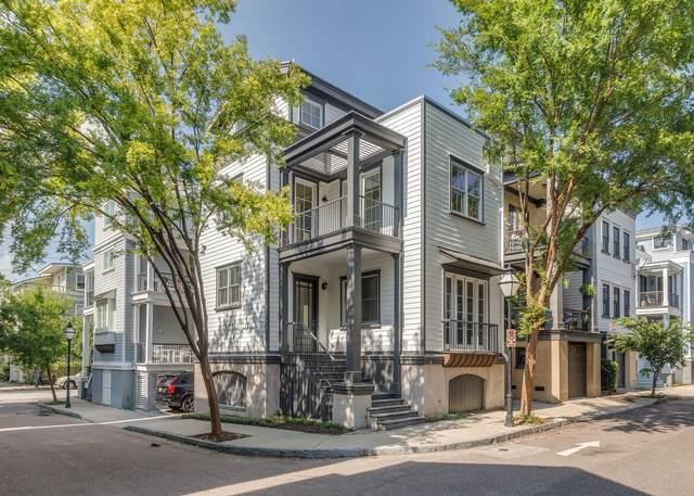 8 Corinne Street, Charleston, SC 29403 (#20025031) :: The Cassina Group
