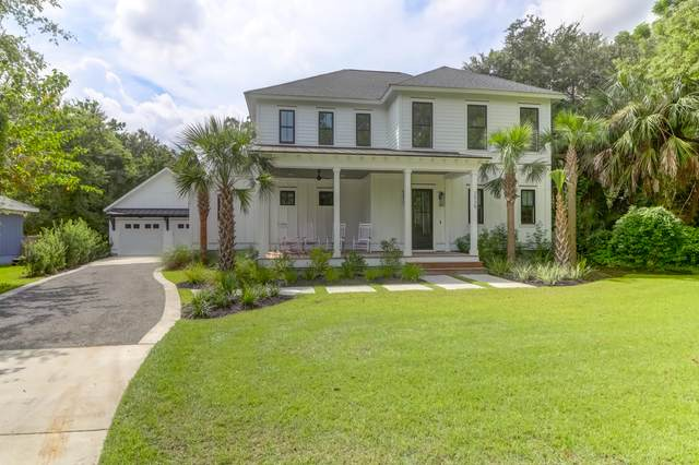 2039 Parkway Dr Drive, Charleston, SC 29412 (#20025049) :: The Cassina Group