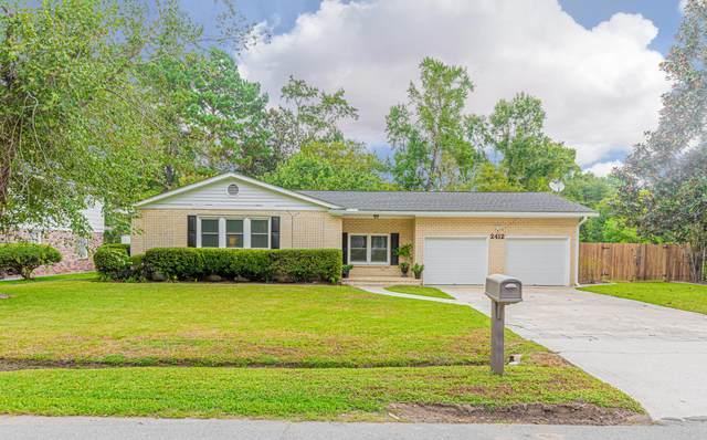 2412 Tiffany Drive, Charleston, SC 29414 (#20025168) :: The Cassina Group