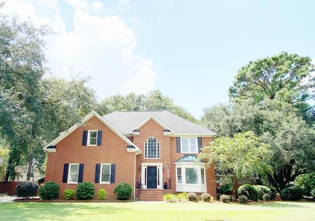 403 Rice Hope Drive, Mount Pleasant, SC 29464 (#20025250) :: The Cassina Group