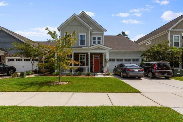 108 Headwaters Drive, Summerville, SC 29483 (#20025319) :: The Cassina Group