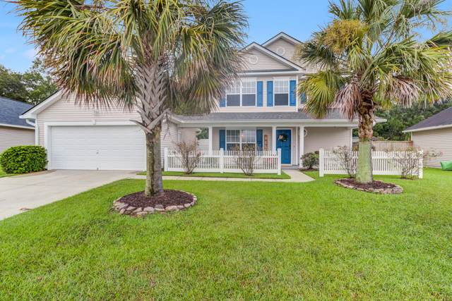 313 Seneca River Drive, Summerville, SC 29485 (#20025339) :: The Cassina Group