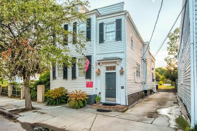 120 President Street A-D, Charleston, SC 29403 (#20025346) :: Realty One Group Coastal