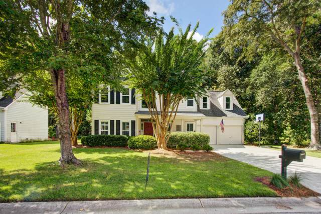 2753 Merwether Lane, Mount Pleasant, SC 29466 (#20025361) :: The Cassina Group