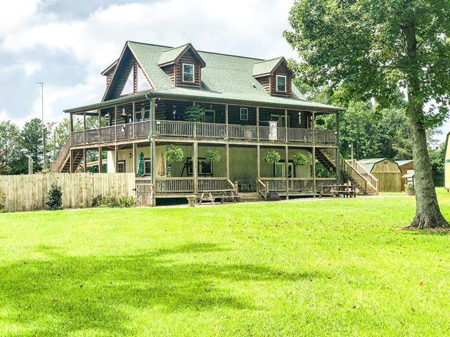 126 Calm Waters Road, Eutawville, SC 29048 (#20025431) :: The Cassina Group