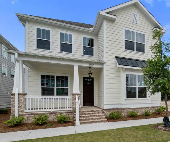 1331 W Stanfield Avenue, Mount Pleasant, SC 29464 (#20025465) :: Realty ONE Group Coastal