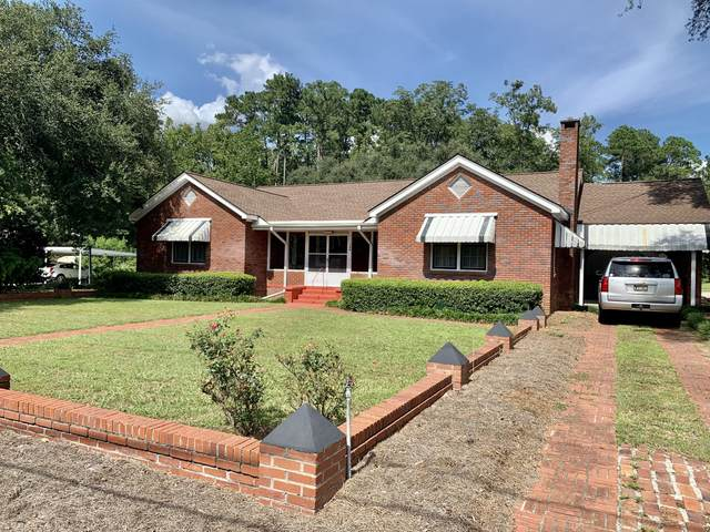 144 Pine Street, Varnville, SC 29944 (#20025508) :: The Cassina Group