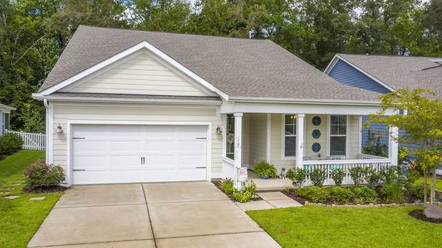 315 Weston Hall Drive, Summerville, SC 29483 (#20025530) :: The Cassina Group