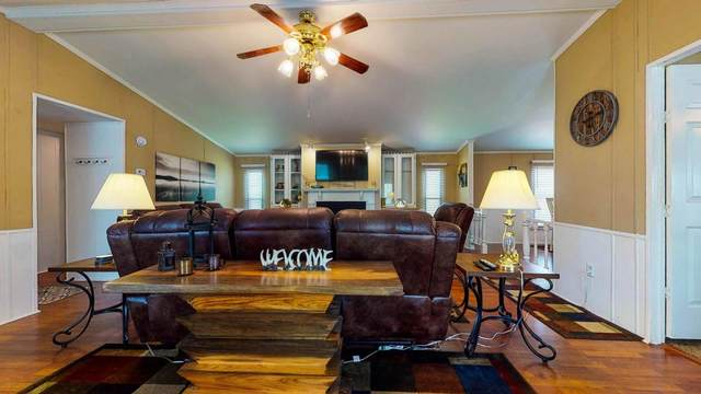 2010 Lake Marion Shores Road, Summerton, SC 29148 (#20025603) :: The Cassina Group