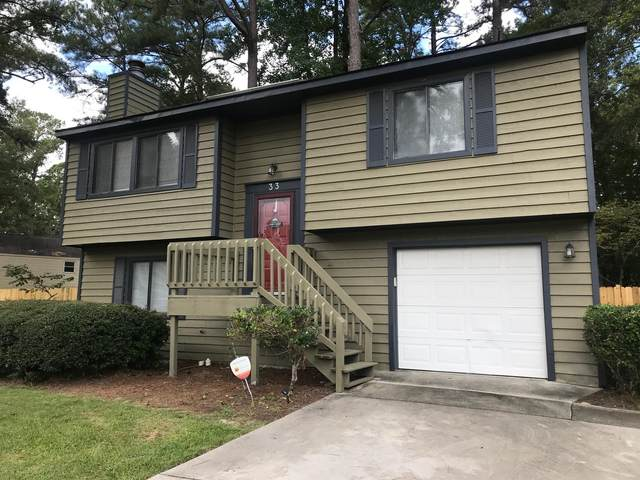 33 Peppertree Lane, North Charleston, SC 29420 (#20025710) :: The Cassina Group