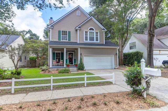 1581 Harborsun Drive, Charleston, SC 29412 (#20025773) :: The Cassina Group