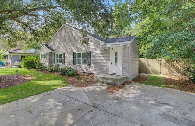 17 Briarcliff Drive, Charleston, SC 29407 (#20025814) :: The Cassina Group