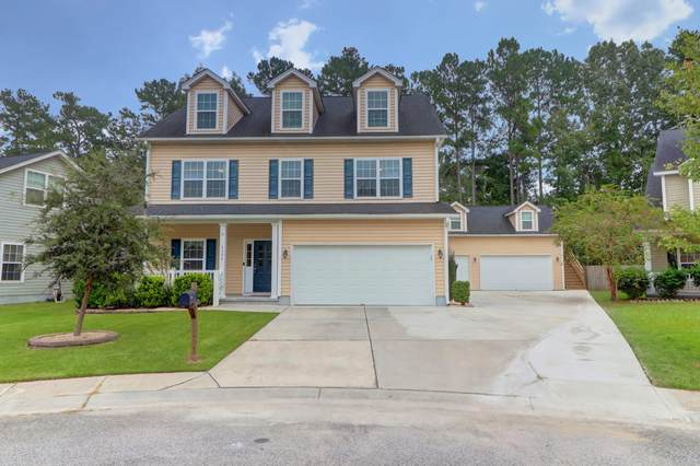 5304 Natures Color Lane, North Charleston, SC 29418 (#20025830) :: The Cassina Group