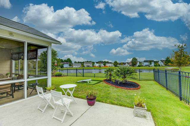 9615 N Carousel Circle, Summerville, SC 29485 (#20025863) :: The Cassina Group