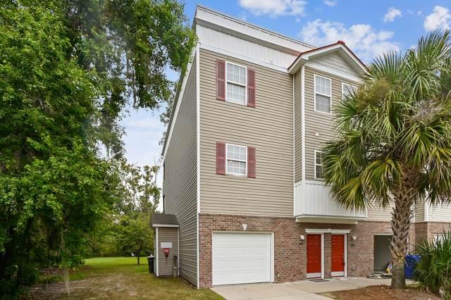 4610 N Palm View Circle, North Charleston, SC 29418 (#20025866) :: The Cassina Group