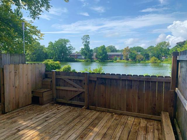 428 Carriage Lane O-5, Mount Pleasant, SC 29464 (#20025869) :: The Cassina Group