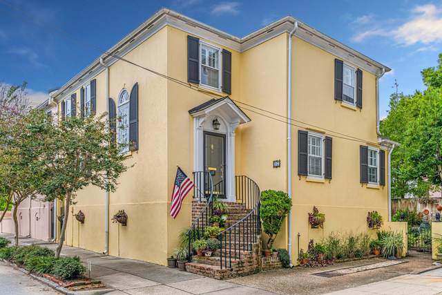 17 Ashley Avenue, Charleston, SC 29401 (#20025894) :: The Cassina Group