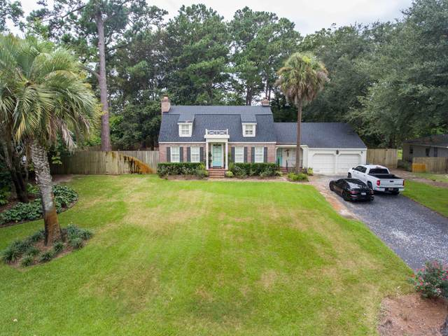 1446 Burningtree Road, Charleston, SC 29412 (#20025947) :: The Gregg Team