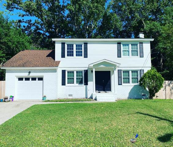1320 Pooshee Drive, Charleston, SC 29407 (#20025990) :: The Cassina Group