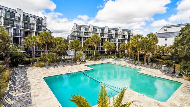 7600 Palmetto Drive 420-C, Isle Of Palms, SC 29451 (#20026036) :: The Cassina Group