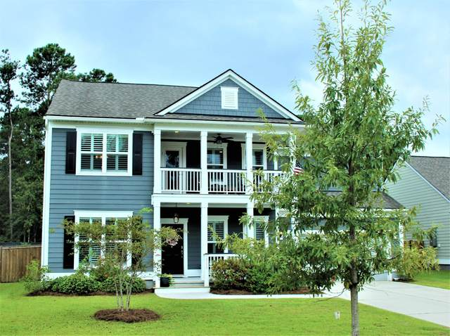 2715 Clipper Bay Court, Charleston, SC 29414 (#20026074) :: The Cassina Group