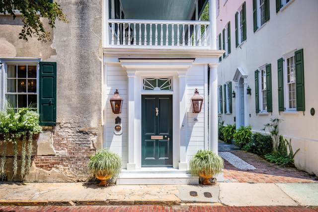 26 Church Street, Charleston, SC 29401 (#20026124) :: The Cassina Group
