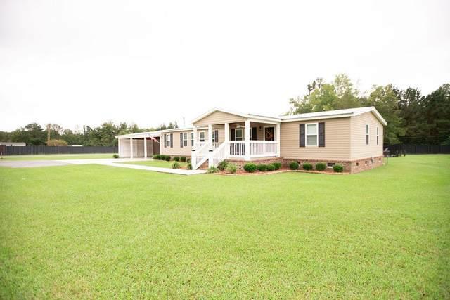 5538 Pleasant Grove Road, Walterboro, SC 29488 (#20026209) :: The Cassina Group