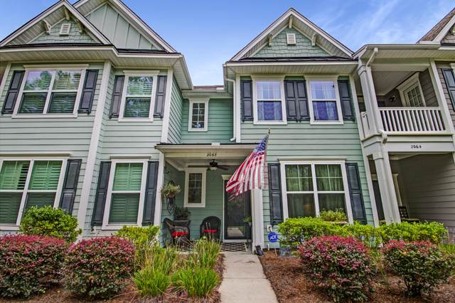 2068 Promenade Court, Mount Pleasant, SC 29466 (#20026214) :: The Cassina Group