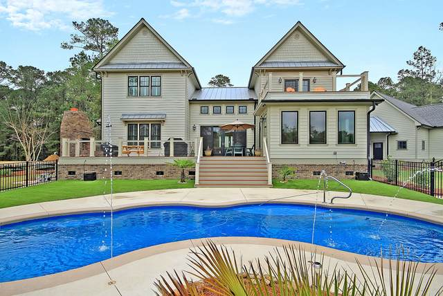 4185 Duck Club Road, Hollywood, SC 29470 (#20026226) :: The Cassina Group