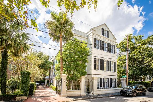 5 Legare Street C, Charleston, SC 29401 (#20026277) :: The Cassina Group