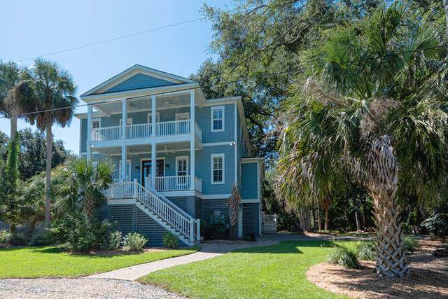 29 31st Avenue, Isle Of Palms, SC 29451 (#20026282) :: The Cassina Group