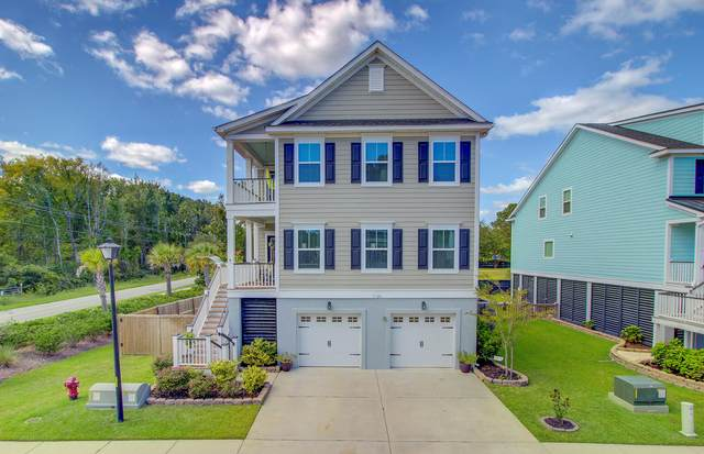 3726 Copahee Sound Drive, Mount Pleasant, SC 29466 (#20026333) :: The Cassina Group