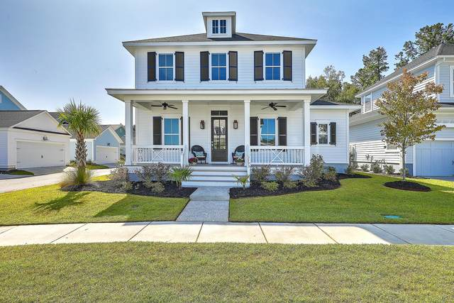3593 Crosstrees Lane, Mount Pleasant, SC 29466 (#20026367) :: The Cassina Group